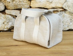 Marguerite version double anses lunch bag de 5,5l qui permet d'emporter son repas à la température idéale (au froid comme au chaud) 6h de maintien
