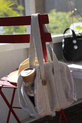 mon sac isotherme Marguerite par le Mouton Givré