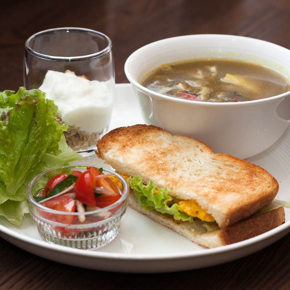 soup and bread 5.29