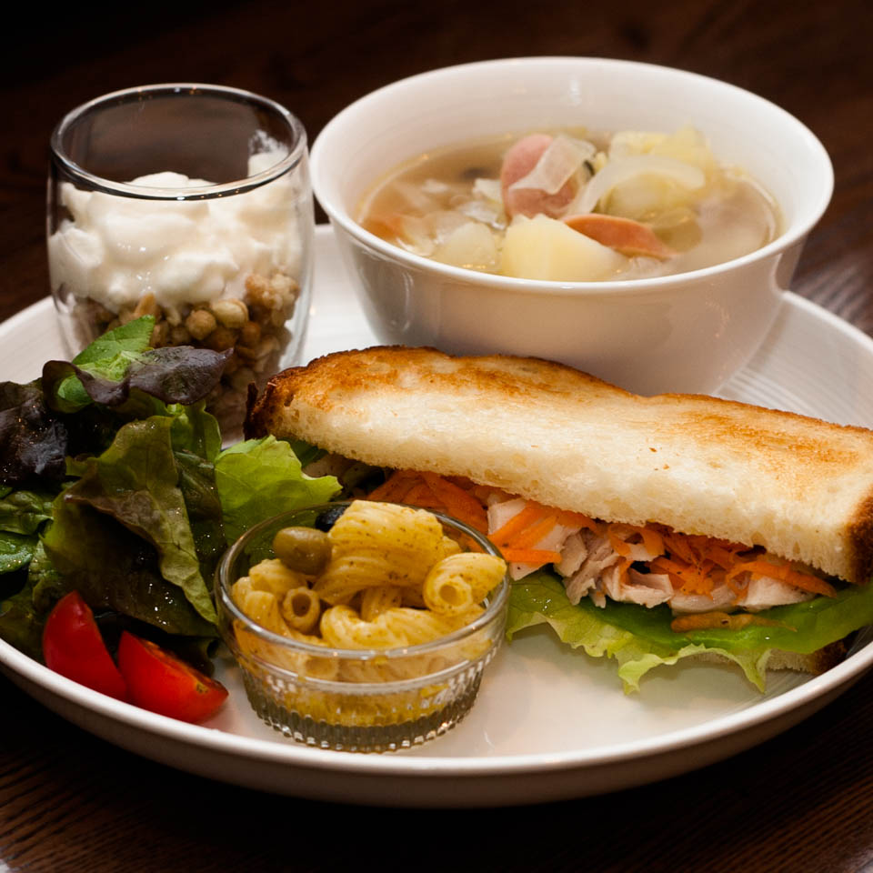 soup and bread 12.4