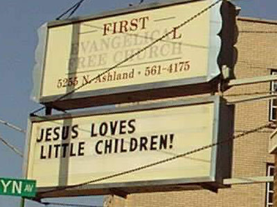 Unintentionally Sexual Church Signs (2/6)
