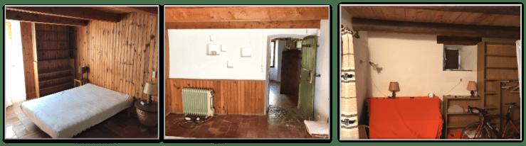 Maison d'Auriac, chambre avant