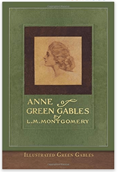 Anne of Green Gables book cover Classic