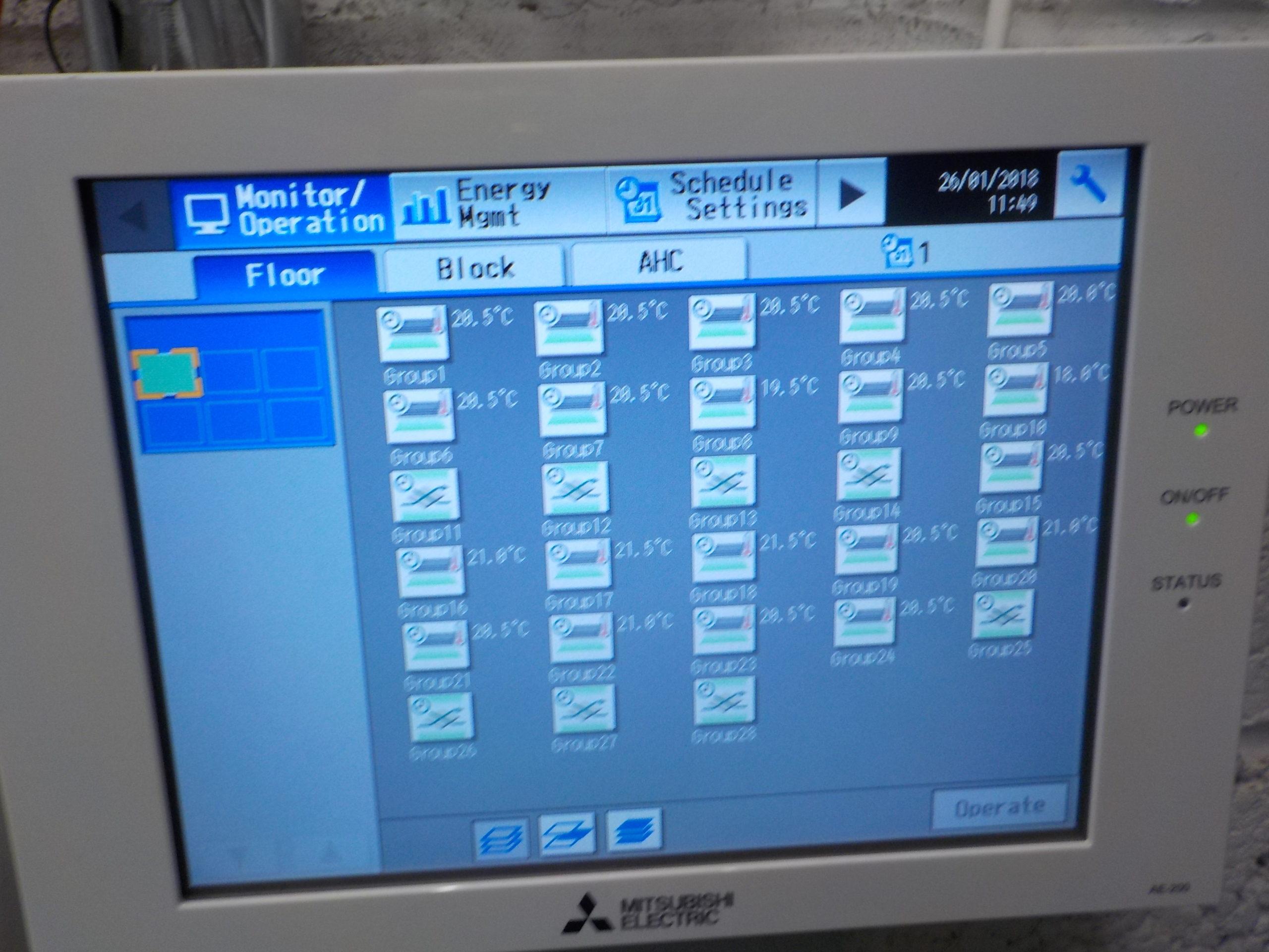 Display Energy Certificates (DECs)