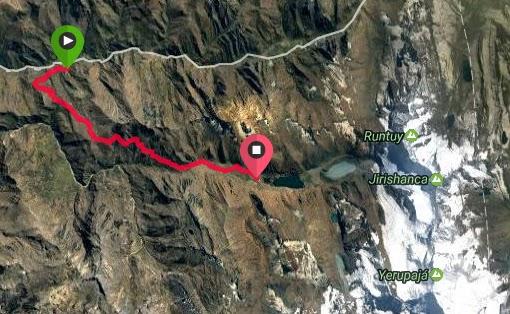 Peru Part 4: Cordillera Huayhuash & Cordillera Blanca