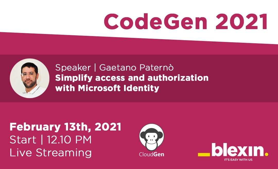 CodeGen2021