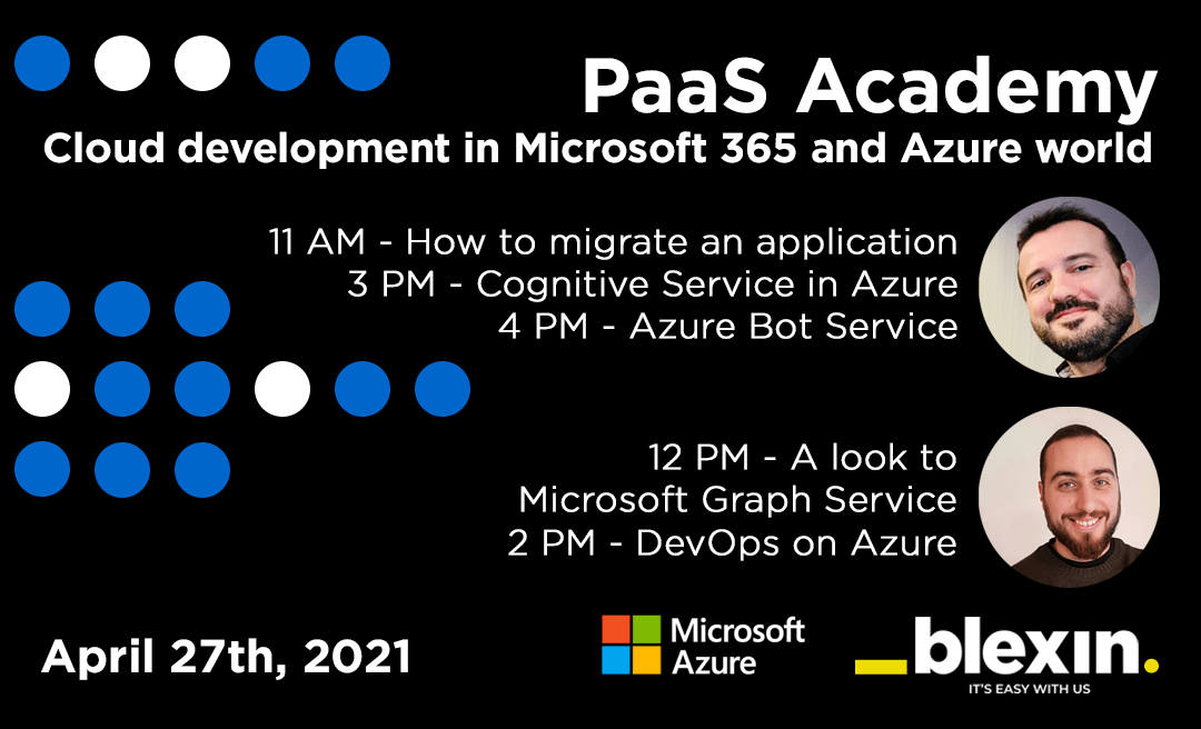 PaaS Academy: cloud development