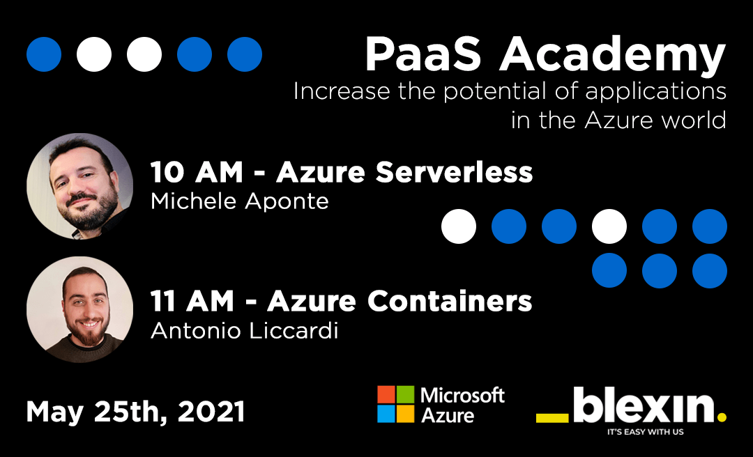 PaaS Academy: Azure Serverless and Containers