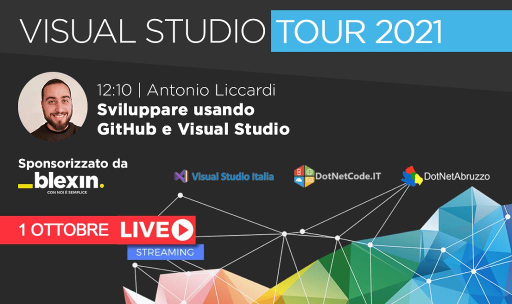 visualstudiotour2021_talk