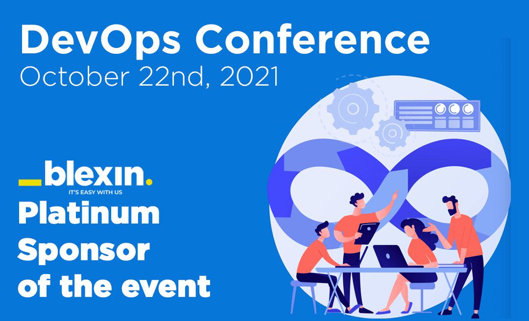 Platinum sponsor of DevOps Conference