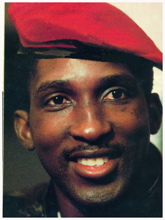 BLF remembers Thomas Sankara