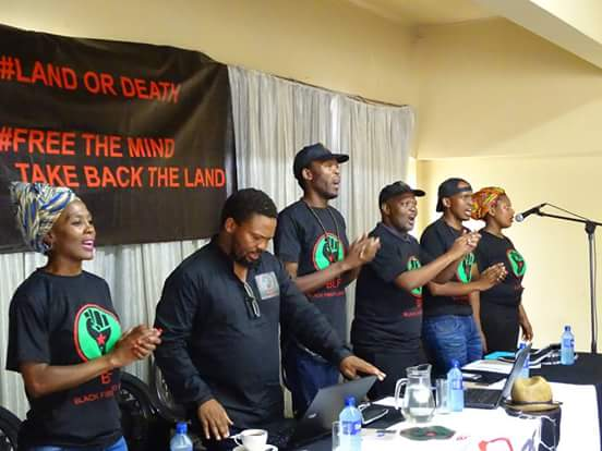 2017 a year of taking back the land!: Statement from the BLF National Strategic Planning meeting