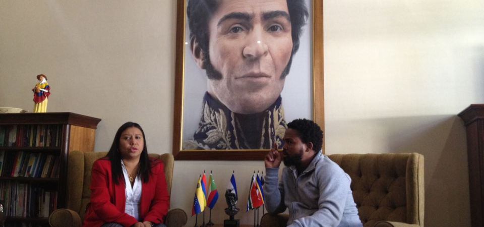 BLF held successful meeting with Venezuela embassy