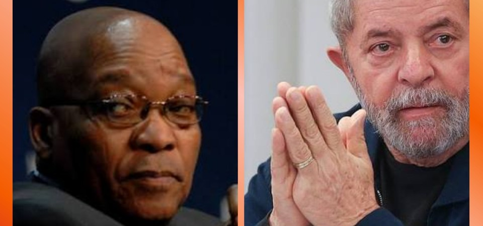 Zuma and Lula persecuted by the same enemy of the poor