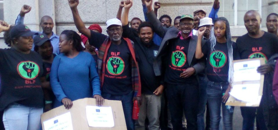 BLF to intensify land expropriation program on Johann Rupert's farms