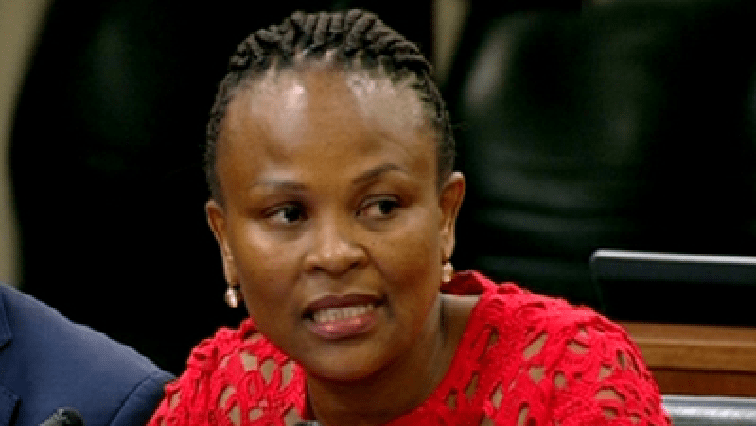 Parliament fails to defend the Public Protector