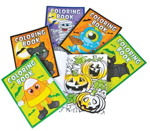zr61606 halloween coloring book zr61606 halloween coloring book