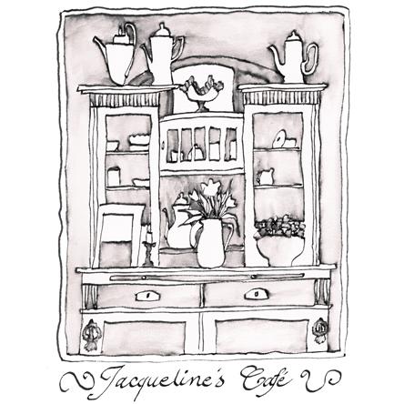 Jaqueline's Café Husum