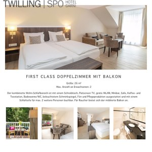 Hotel Twilling St. Peter-Ording