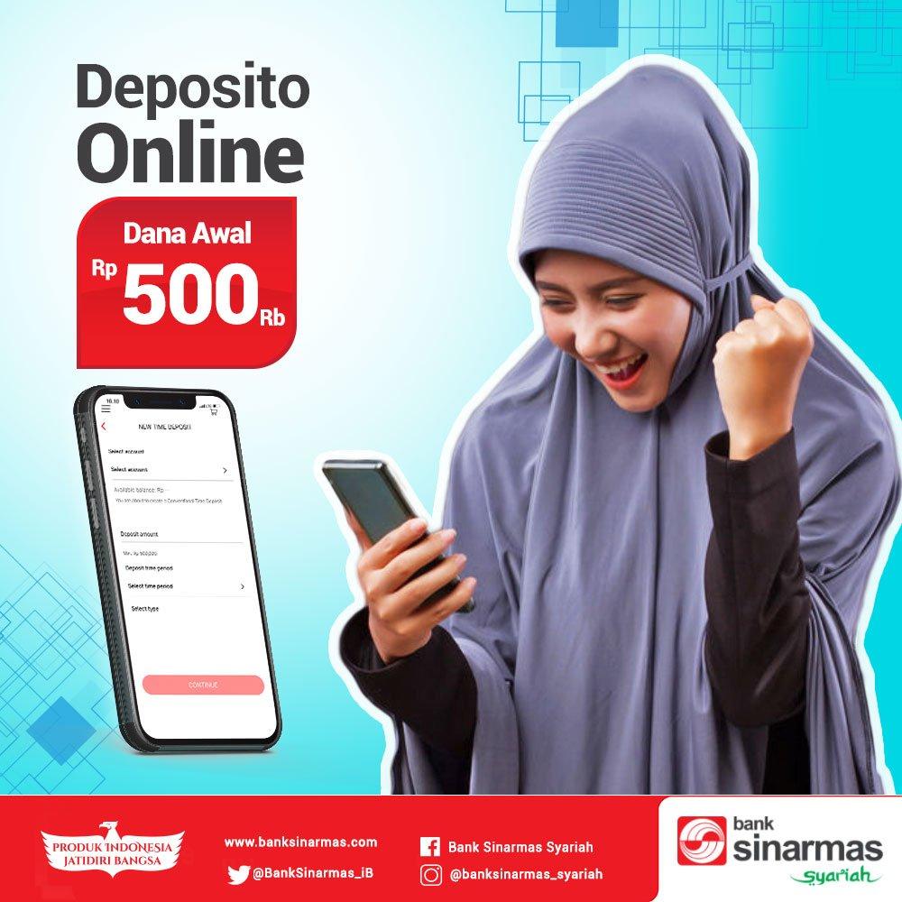 Hasil gambar untuk deposito Rp 500 ribu