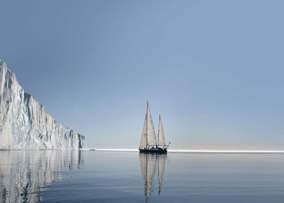 Arctic Symphony ermöglicht Endkunden die einzigartige und ganz persönliche Zusammenstellung von Außen- und Innenringen.