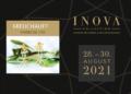 """Kreuchauff auf der INOVA Collection 2021: Die bi-color Ohrstecker sind das Highlight der Kollektion """"Flor""""."""