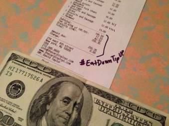 DineOutNYC & EatDownTipUp -