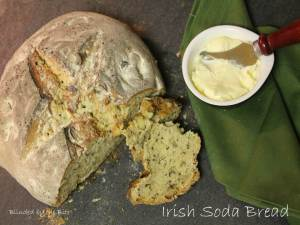 Gluten-Free Irish Soda Bread - Blinded by the Bite!