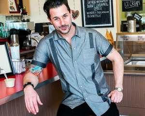 Chef Johnny Iuzzini