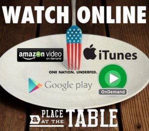 A Place at the Table Film