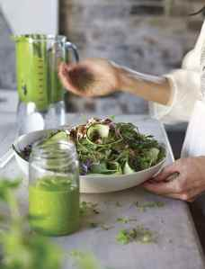 Salad- The Blender Girl