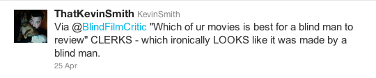 ThatKevinSmith Tweet