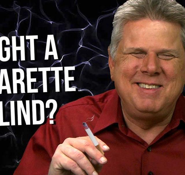 NEW VIDEO How Does A Blind Person Start Smoking amphellip