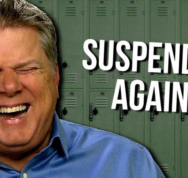 NEW VIDEO When I Got Suspended in High School Again!hellip