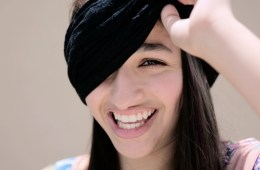 Jazz jennings Blindfold magazine
