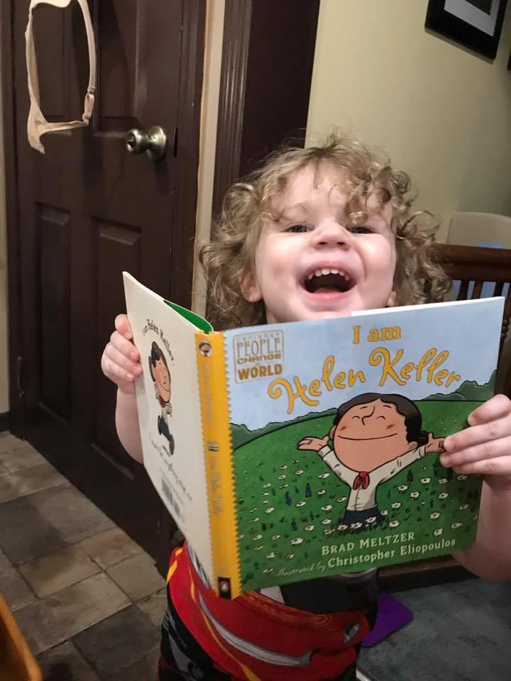 "Review of ""I Am Helen Keller"" By Brad Meltzer"