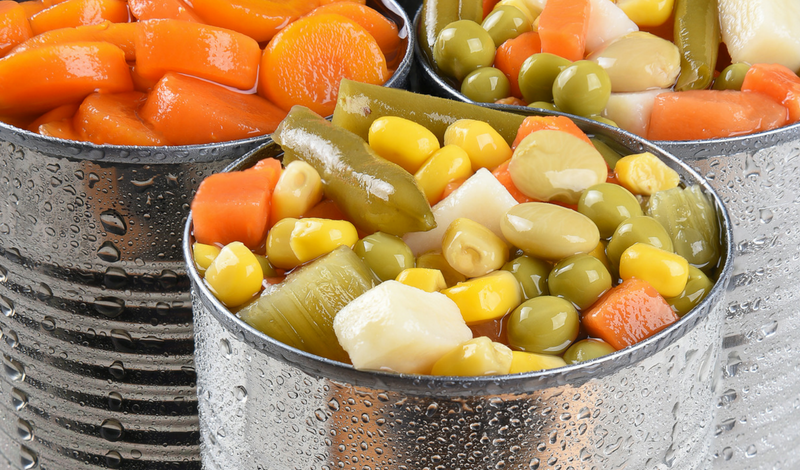 Lessons Learned From Canned Goods