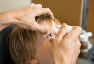 Administering Eye Drops As A Blind or Visually Impaired Parent