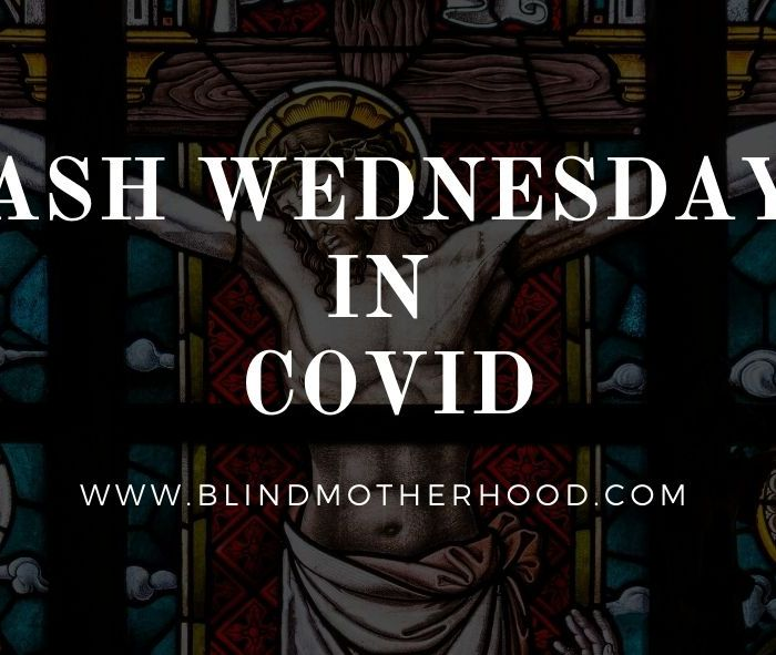 Ash Wednesday In Covid
