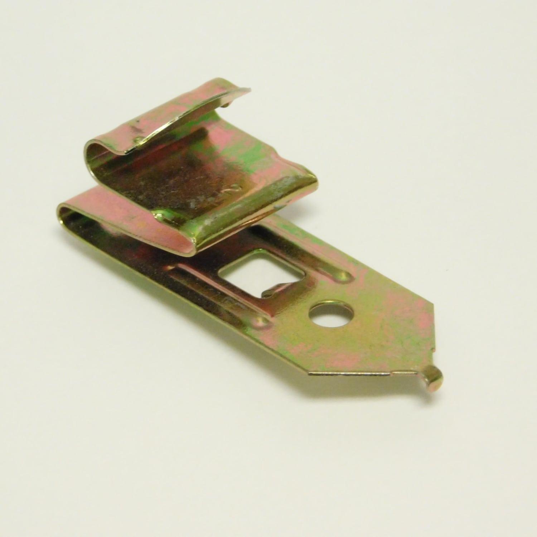 Levolor Riviera Mini Blind Metal Valance Clip 1