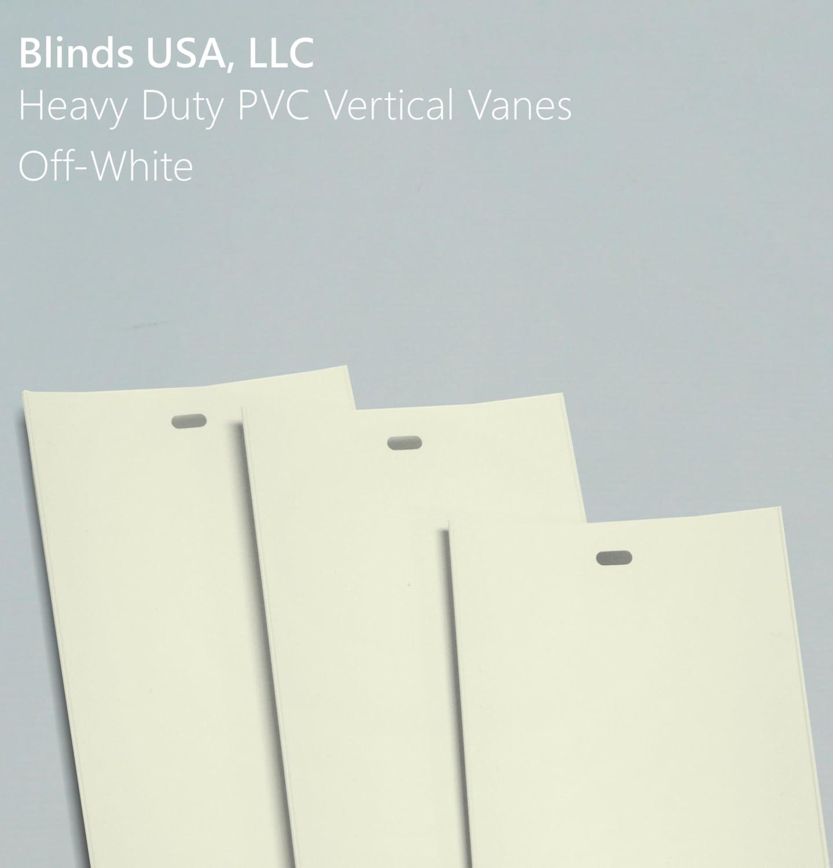 Pvc Vertical Blind Replacement Slat
