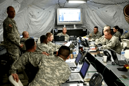 Battalion Tactical Operations Center