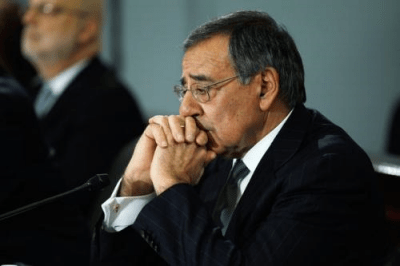 Secratery of Defense Leon Panetta