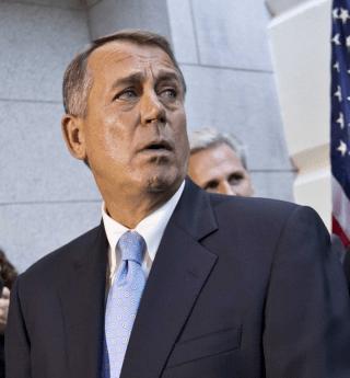 House Majority Leader John Boehner (R-OH)