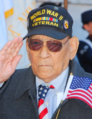 World War Two Veteran
