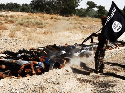ISIL Terrorist Murders Iraqi Military