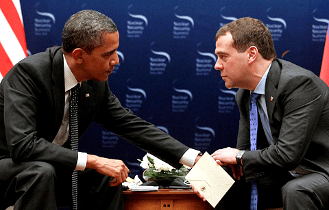 Obama fantasizing about normal, peaceful relations with Russia and Putin