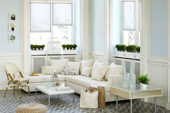 Roller Shades. Custom Window Shades - Roller, Roman, Honeycomb, Woven Wood, Sheer - Blinds Brothers