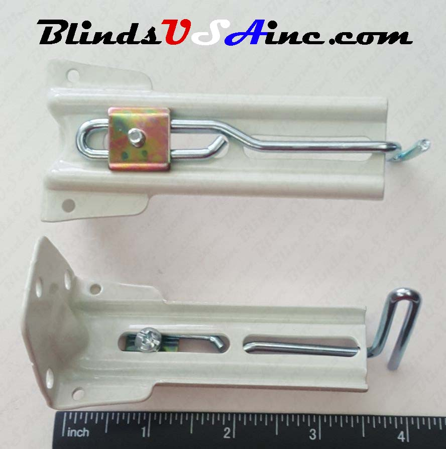 wide pocket valance rod parts