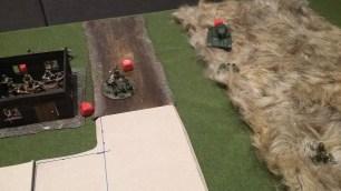 14 - Soviet Line left flank